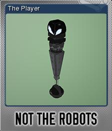 Not The Robots Foil 1