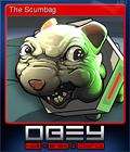 OBEY Card 12