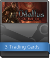 Odallus The Dark Call Booster Pack