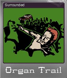 Organ Trail Foil 4