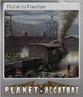 Planet Alcatraz Foil 5