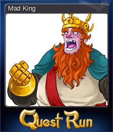 Quest Run Card 13