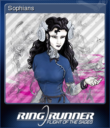 Ring Runner Flight of the Sages Card 3