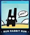Run Rabbit Run Card 3