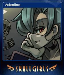Skullgirls Card 07