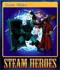 Steam Heroes Card 12