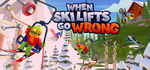 When Ski Lifts Go Wrong Logo