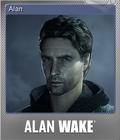 Alan Wake Foil 1