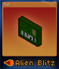 Alien Blitz Card 6