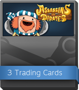 Assassins vs Pirates Booster Pack