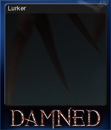 Damned Card 4