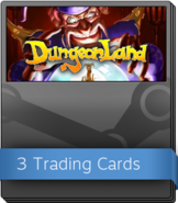 Dungeonland Booster Pack