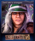 Enigmatis The Mists of Ravenwood Card 5