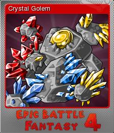 Epic Battle Fantasy 4 Foil 07