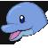 Guilty Gear X2 Reload Emoticon dolphin