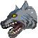 Guise Of The Wolf Emoticon werewolf