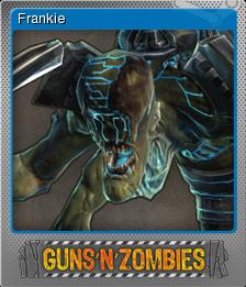 Guns n Zombies Foil 1