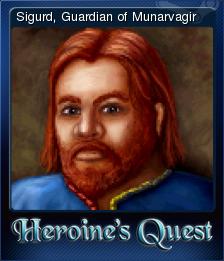 Heroines Quest The Herald of Ragnarok Card 7