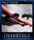 Injustice Gods Among Us Card 2