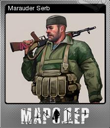 Marauder Foil 3