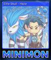 Minimon Card 4
