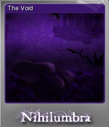 Nihilumbra Foil 6