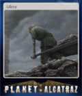 Planet Alcatraz Card 3