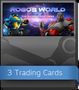 Robo's World The Zarnok Fortress Booster Pack