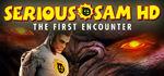 Serious Sam HD The First Encounter Logo