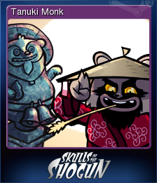 Skulls of the Shogun Card 5