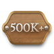 Steam Winter 2018 Knick-Knack Collector Badge 500000
