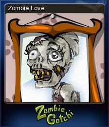 Zombie Gotchi Card 7