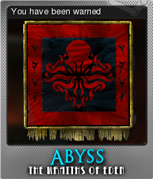 Abyss The Wraiths of Eden Foil 2