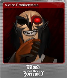 Blood of the Werewolf Foil 7