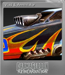 Carmageddon Reincarnation Foil 7