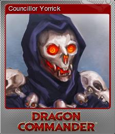 Divinity Dragon Commander Foil 6