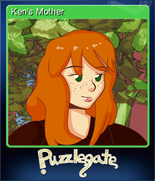 Escape from Puzzlegate Card 11