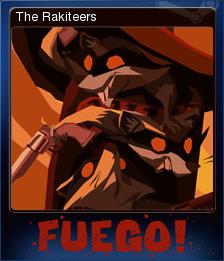 Fuego! Card 3