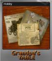 Grandpa's Table Foil 07
