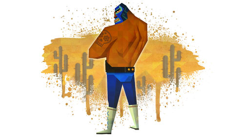 Guacamelee Artwork 1