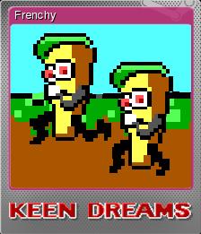 Keen Dreams Foil 5