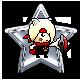 NekoChan Hero Collection Badge 1