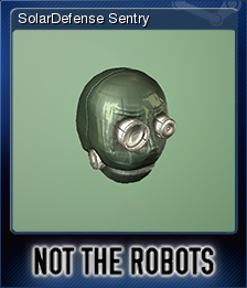 Not The Robots Card 2