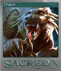 Sacred 3 Foil 08