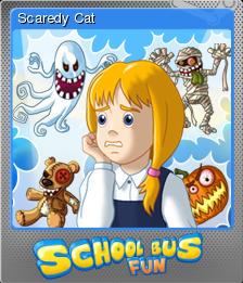 School Bus Fun Foil 06