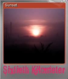 Sixtieth Kilometer Foil 5