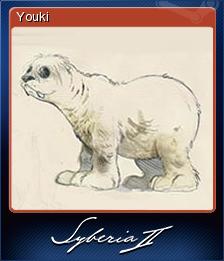 Syberia II Card 3