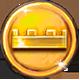 Teslagrad Badge Foil