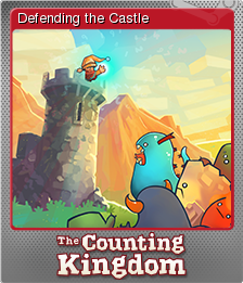 The Counting Kingdom Foil 03