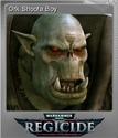 Warhammer 40,000 Regicide Foil 02